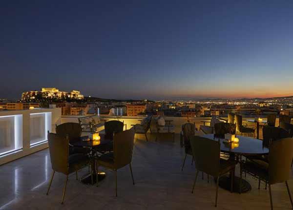 Hotel Titania Atenas