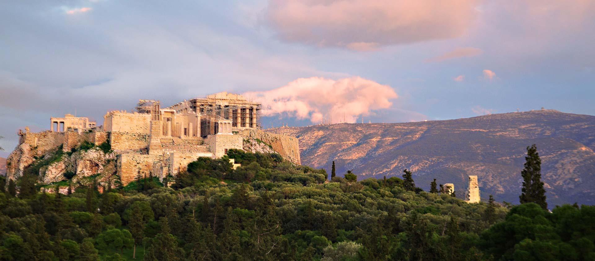 Las cinco visitas imprescindibles de la Acrópolis de Atenas